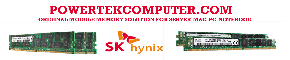 Pusat Jual Memory Sk Hynix Memory Ram Server Ibm, Ram Server Hp, Ram Server Dell, Ram Apple Mac,Server memory Ecc Register, Ecc Udim, Sodimm, udimm